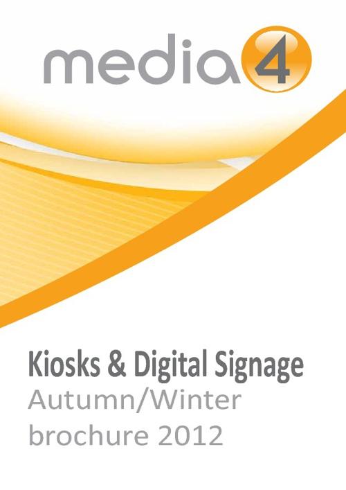 Media4 Brochure