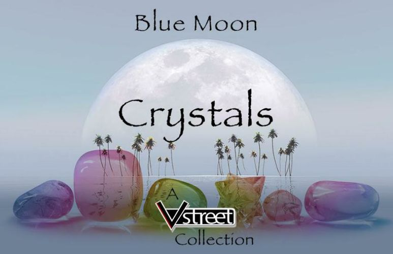 Blue Moon - Crystals