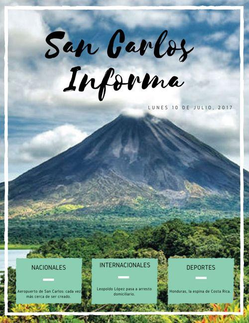San Carlos Informa