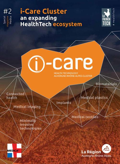 Mag i-Care MEDICA 2016