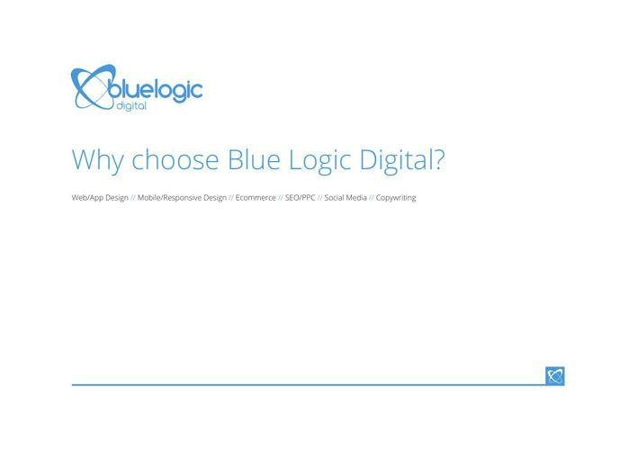 Blue Logic Digital