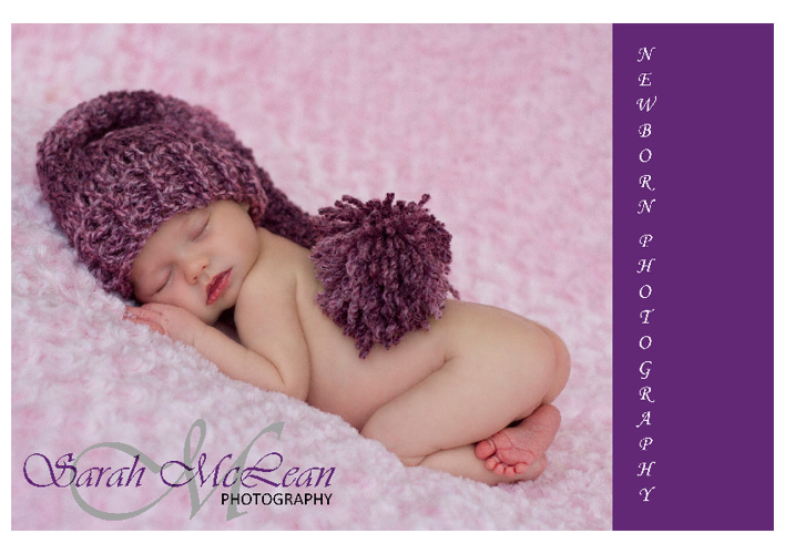 Newborn Photography By Sarah McLean