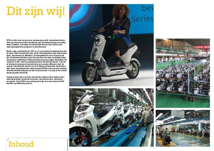 Sym Catalogus 2011-2012