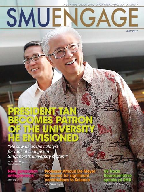 SMU Engage /July 2012
