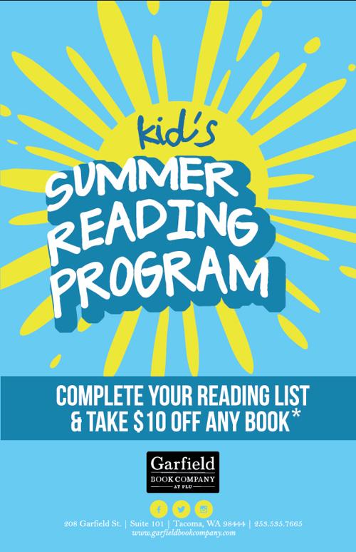 2014 Summer Reading Program