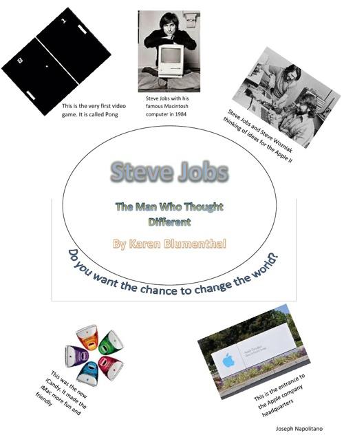 Narrative Nonfiction flipbook