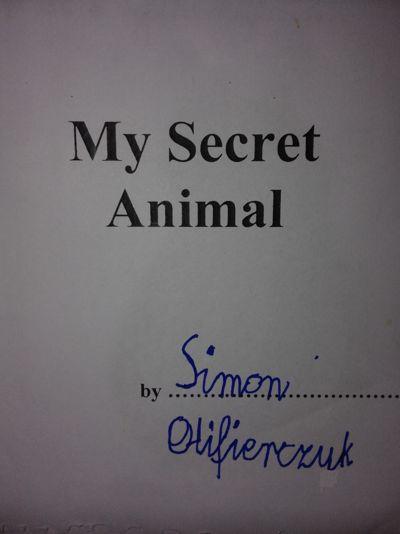 Animal Spelling Booklet 3