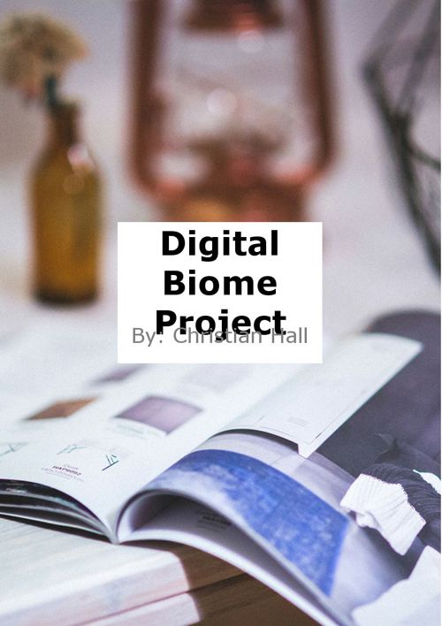 DigitalBiomesProject
