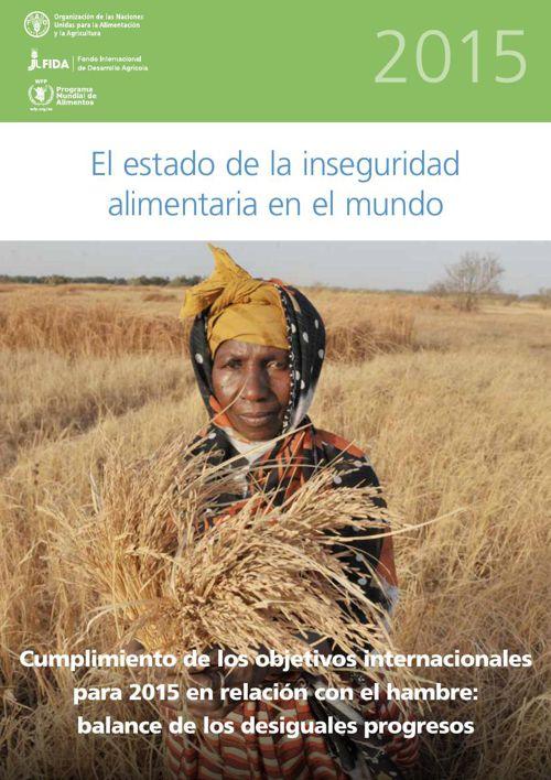 El estado de la inseguridad alimentaria 2015