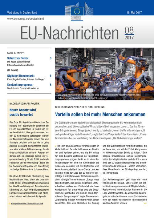 EU-Nachrichten #8