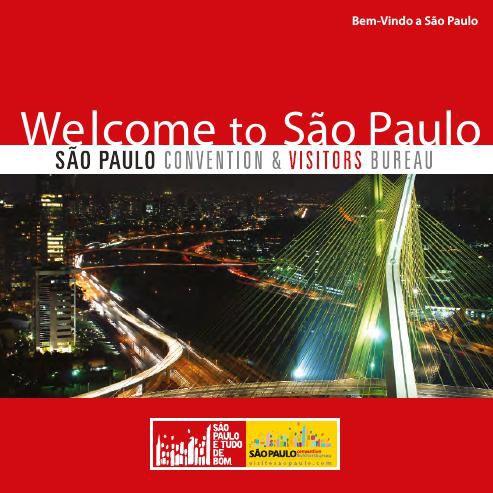 Press Kit São Paulo Convention & Visitors Bureau