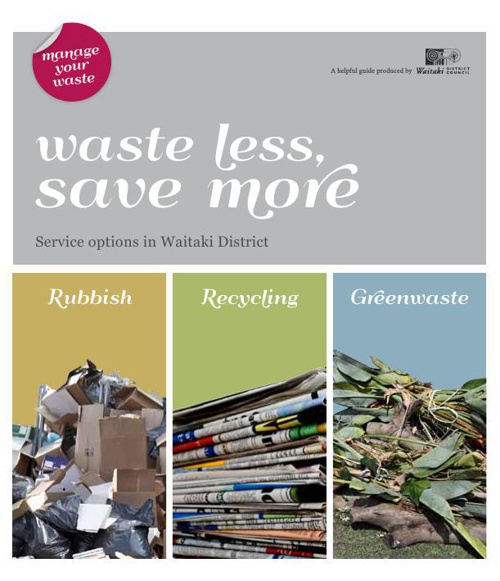 Waste less, save more