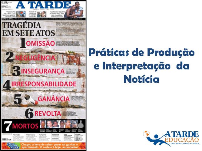 Prática de Produção e Interpretação da Notícia