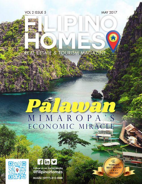 Filipino Homes Real Estate & Tourism Magazine Vol 2 Issue 5
