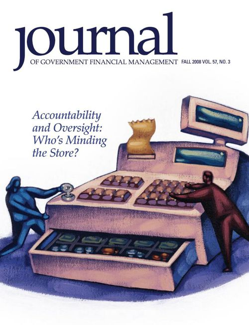 Fall 2008 Journal of Government Financial Management