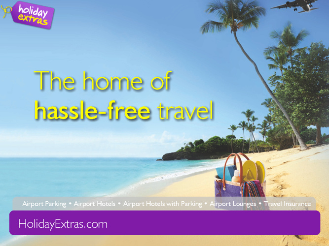 Holiday Extras Affiliate Programme - Working with us