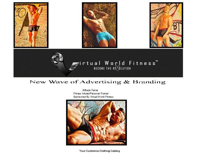 Virtual World Fitness