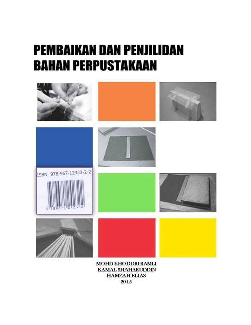 Buku Pembaikan dan Penjilidan Bahan perpustakaan
