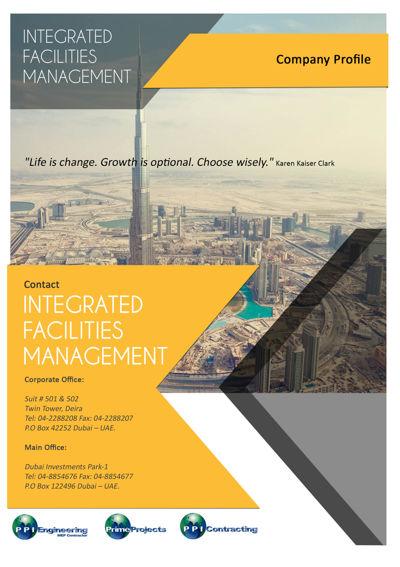 Integrated Facilities Management, Dubai
