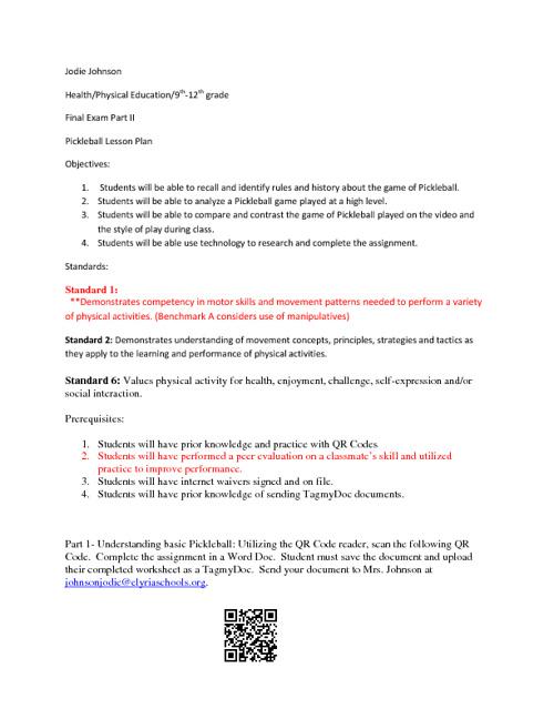 Final exam part II- Apps for Educators