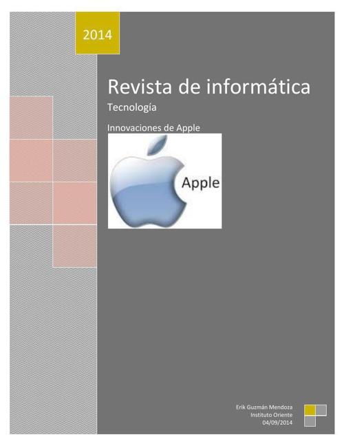 Revista de informática