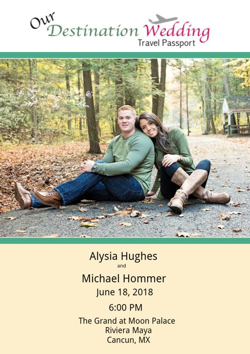 ALYSIA & MICHAEL JUNE 18 2018