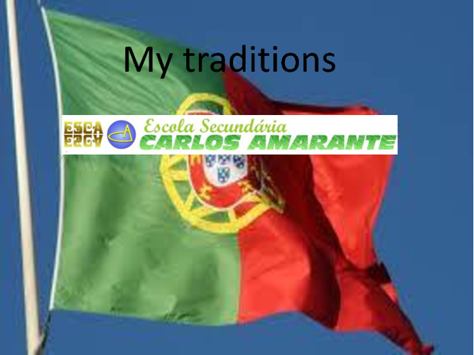 My traditions