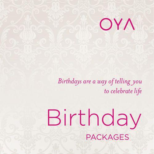 OYA Birthday