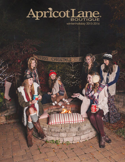 Apricot Lane Winter-Holiday look book #2/Capture Charisma Photo.
