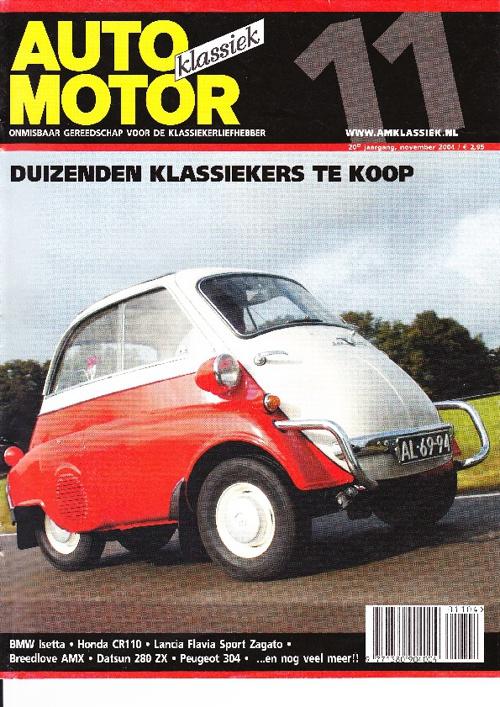Auto Motor 11 inz. AL-69-94