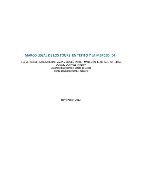 Marco Legal que Sanciona