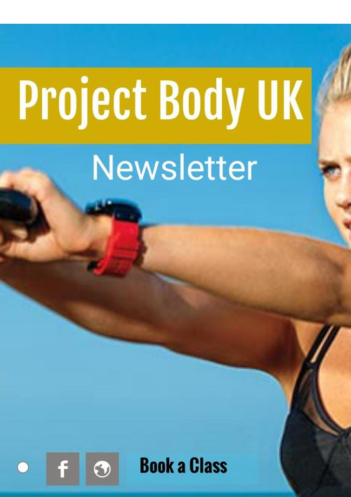 Project Body UK Newsletter