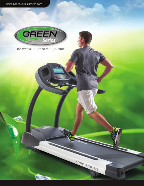 Green Series Fitness Brochure - Aug 2014