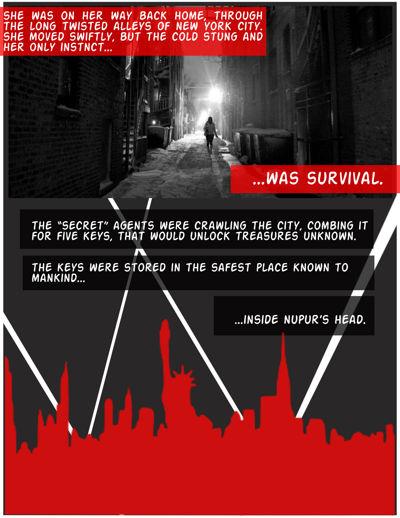 The Secret Book - Nupur Gokhale
