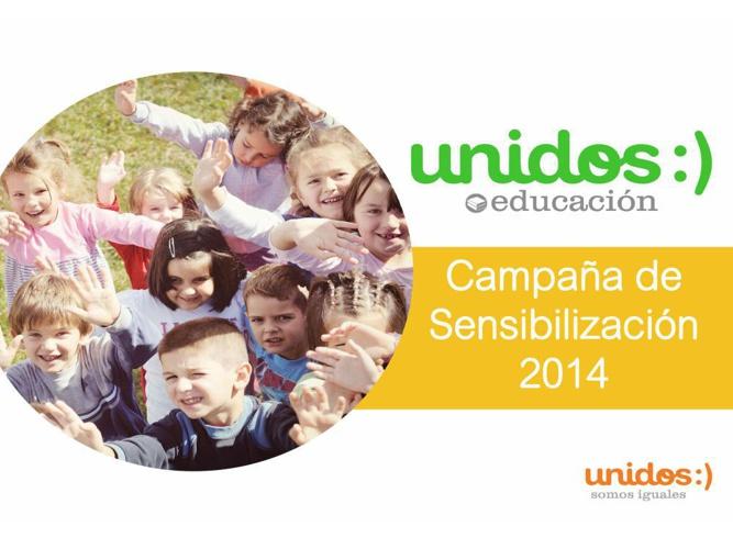 Campaña de Sensibilización Unidos 2014
