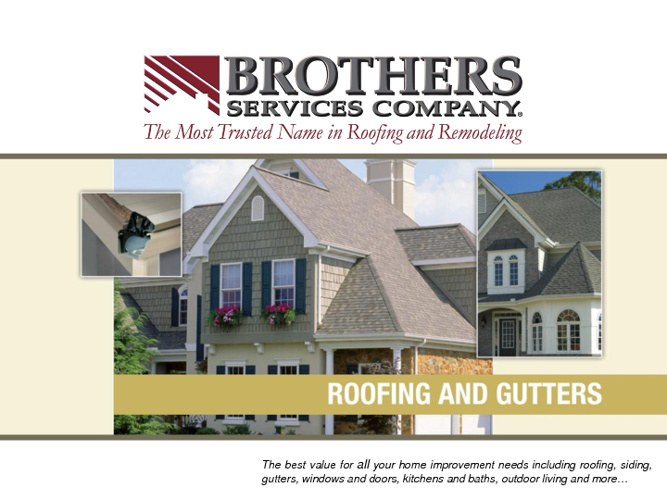 Brothers Services - Roofing Sales presentation