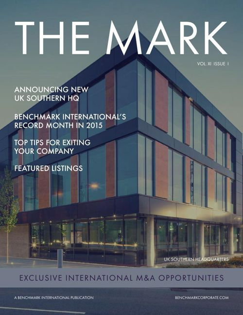 The Mark Vol XI Issue I