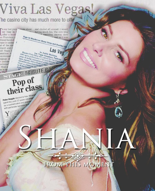 Shania: From This Moment