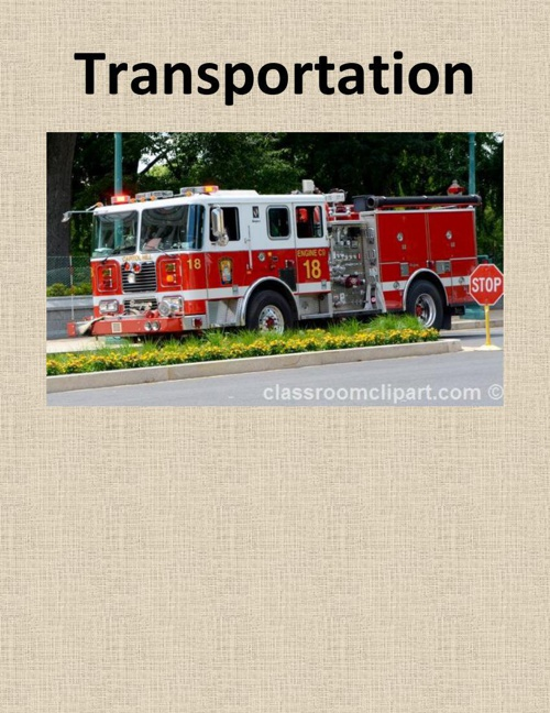 transportation15pages