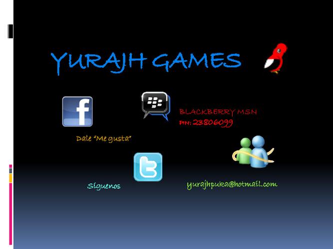 Yurajh Games