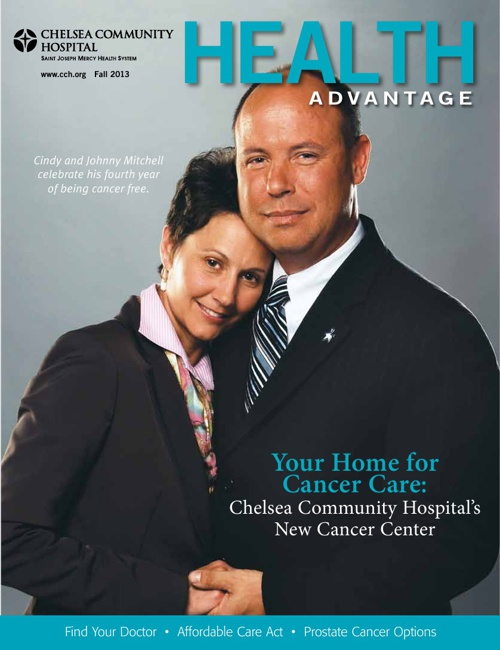 CCH Health Advantage Magazine