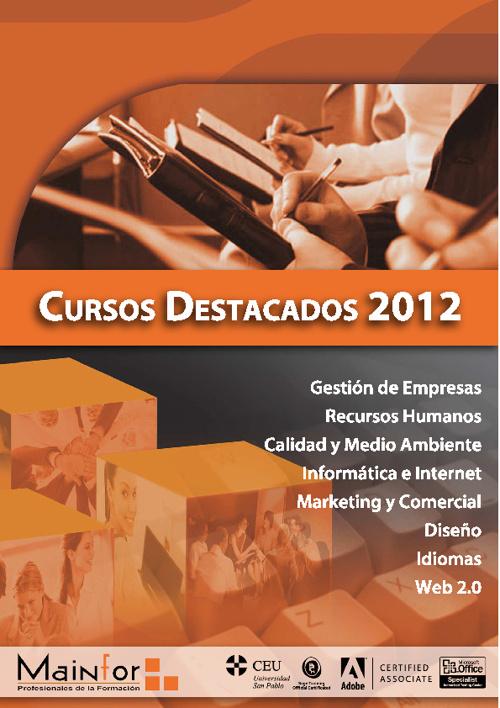 Cursos Destacados 2012