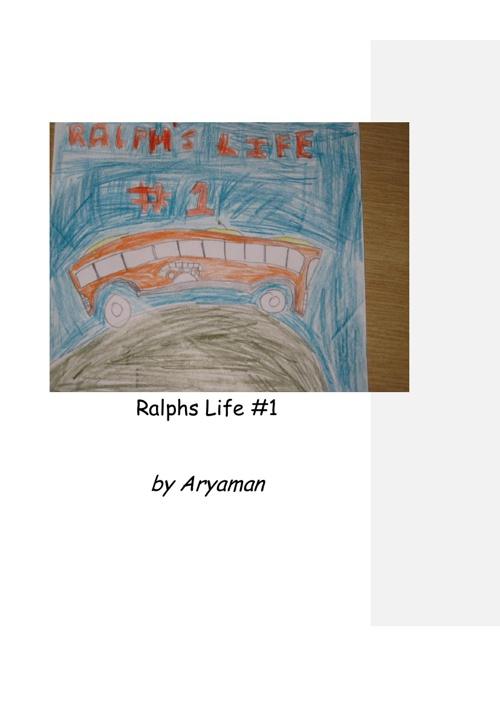 Ralph's life #1