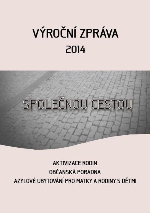 Výroční zpráva 2014 - na web