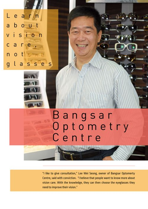 Bangsar Optometry Centre