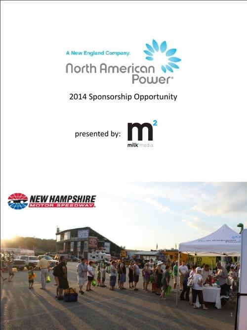 North American Power - 2014 NHMS