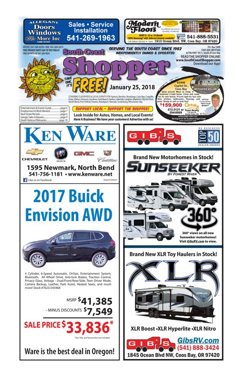 South Coast Shopper e-Edition 1-25-18