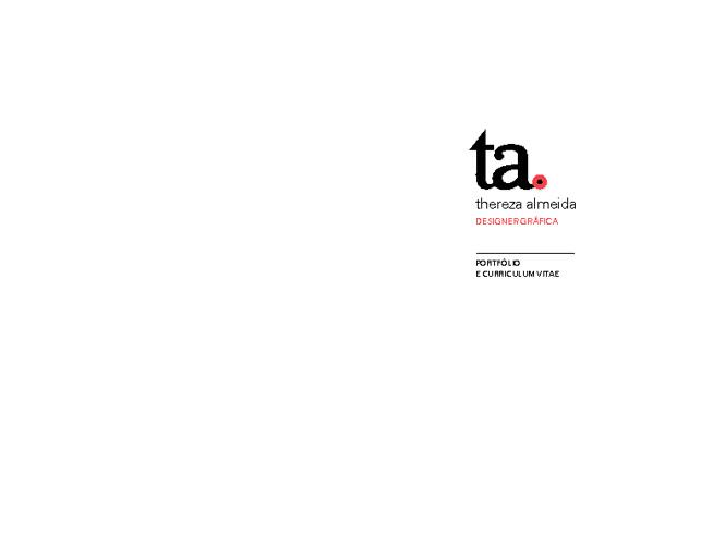 Thereza Almeida - Designer Gráfica