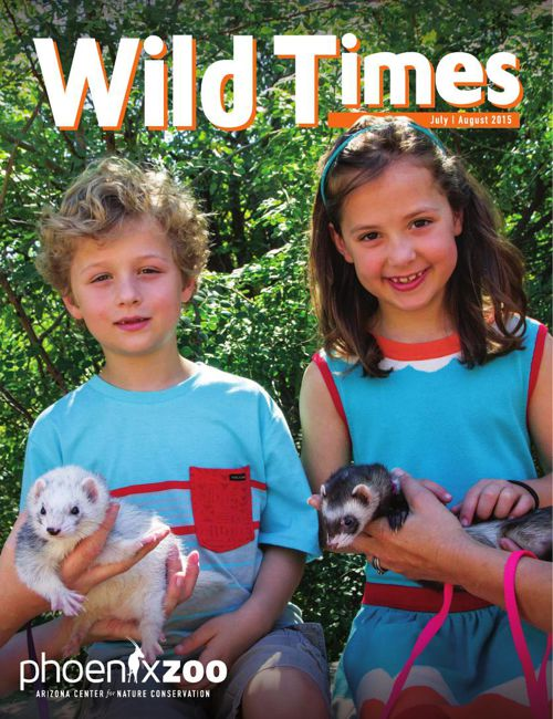 Wild Times July / August 2015