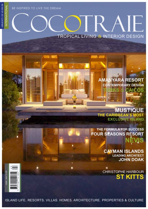Cocotraie Magazine March 2012 issue